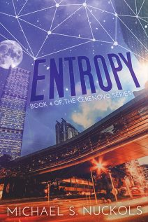 Book Cover for Entropy by Michael S. Nuckols