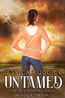 Book Cover for Untamed by Jessica Ruddick