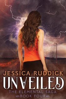 Book Cover for Unveiled by Jessica Ruddick
