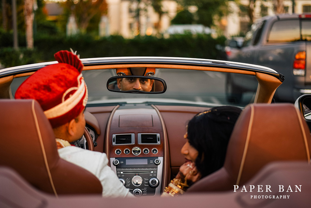Anaheim Doubletree Wedding