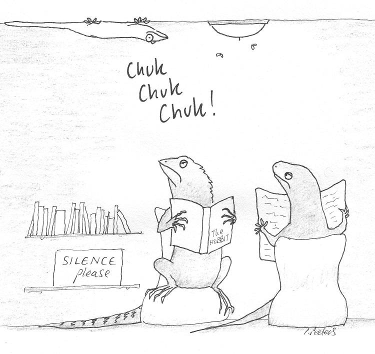 Gecko sound