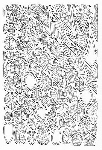 Bimblebox Wonderland - leaf shapes - thumb