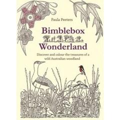 Bimblebox Wonderland colouring book