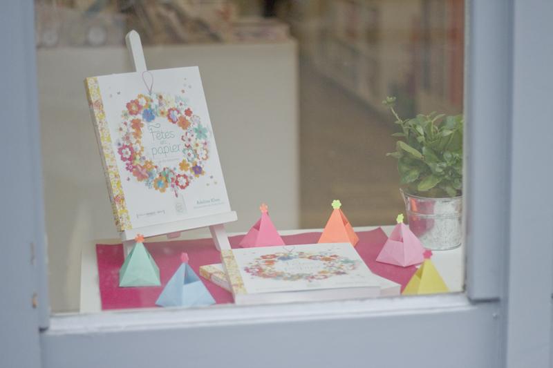 Boutique Adeline Klam Livre - www.paperboat.fr