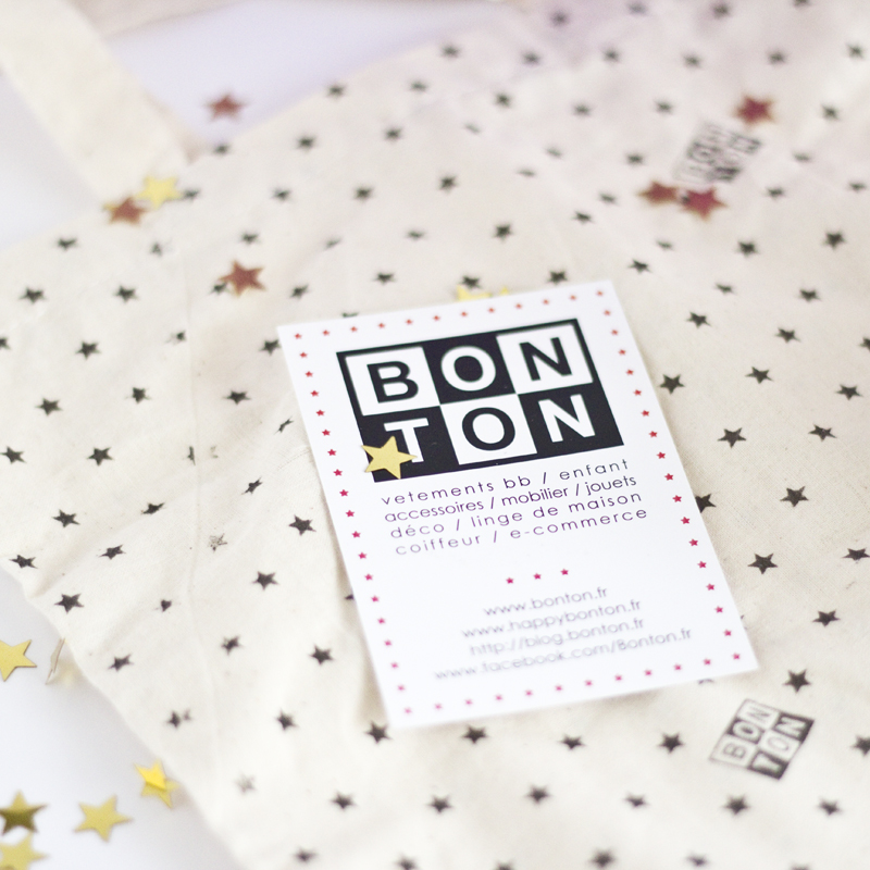 Boutique BONTON -  paperboat.fr