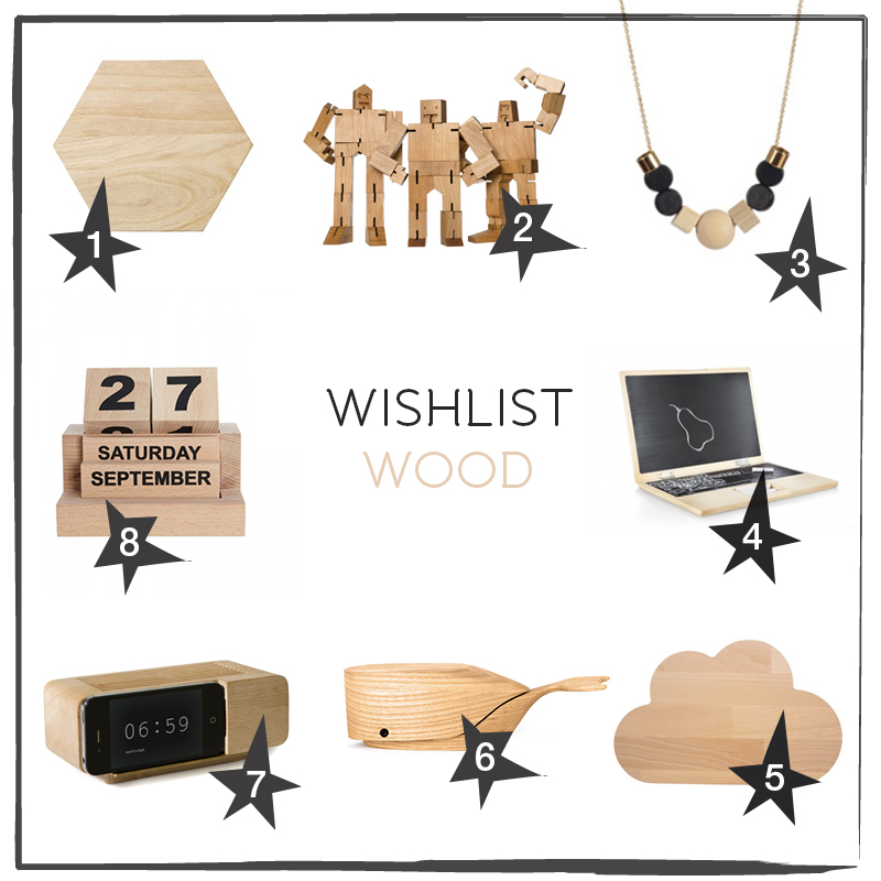 wishlist wood, paperboat.fr