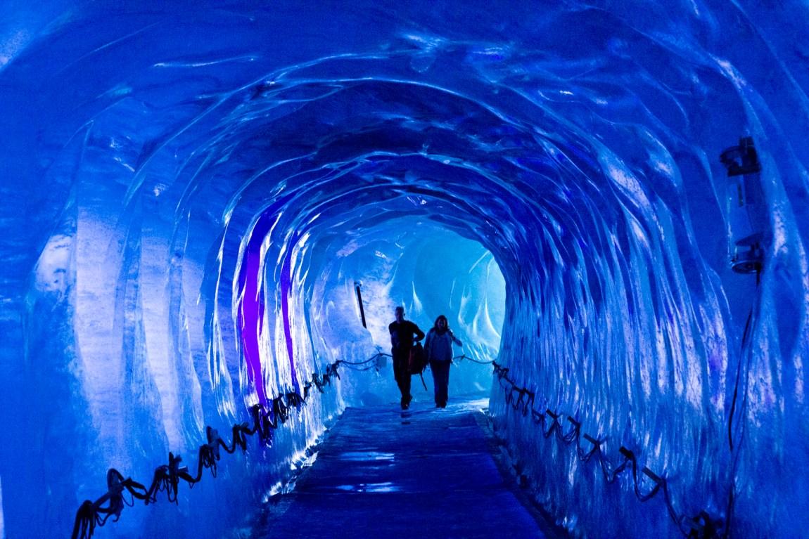 Escale à Chamonix - Mer de glace - www.paperboat.fr