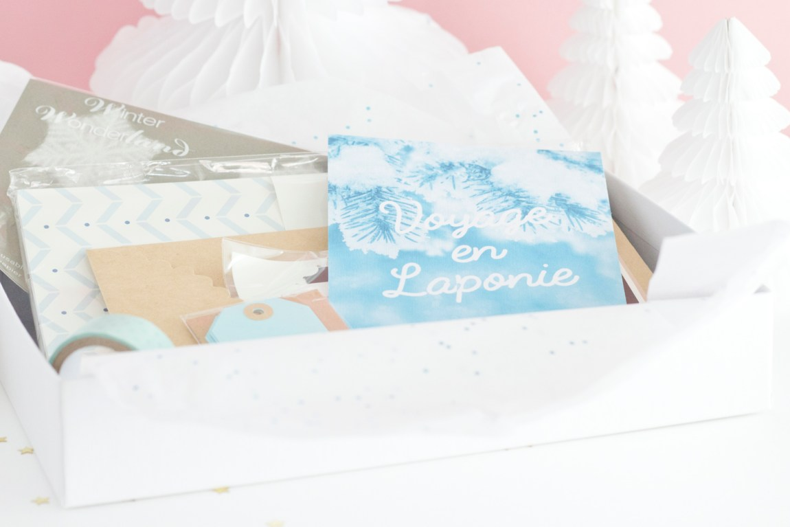 Saperlipapier - la box des amoureux du papier - www.paperboat.fr