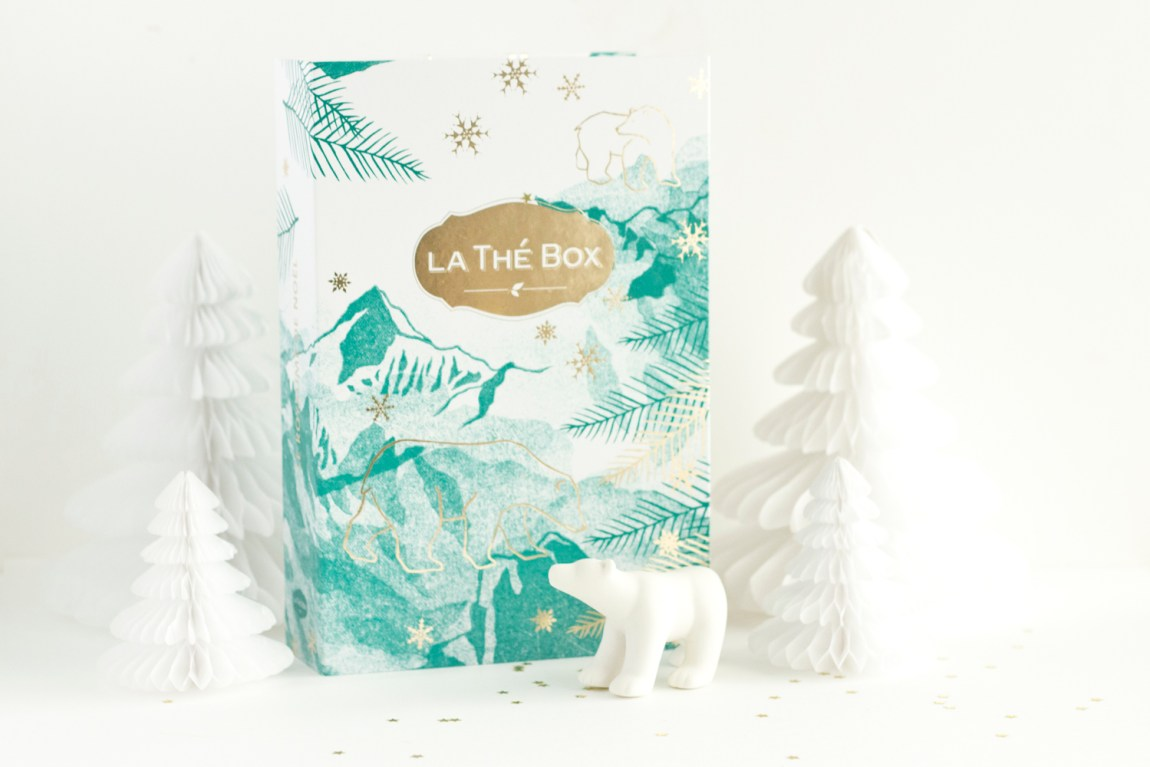 la thé box - Royaume de Noël - www.paperboat.fr