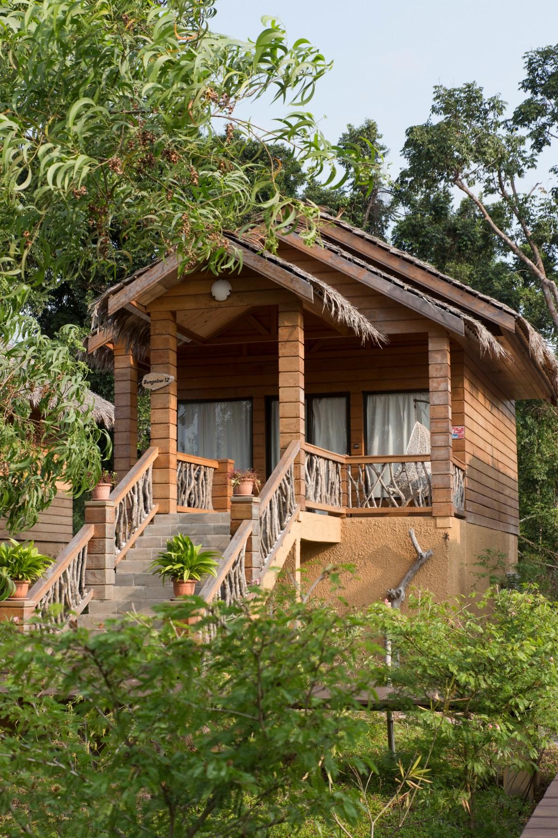 Gabon - Hôtel la baie des tortues - www.paperboat.fr