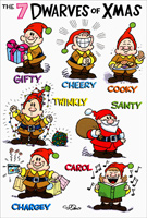Boxed Funny Christmas Cards Amp Humorous Christmas Cards