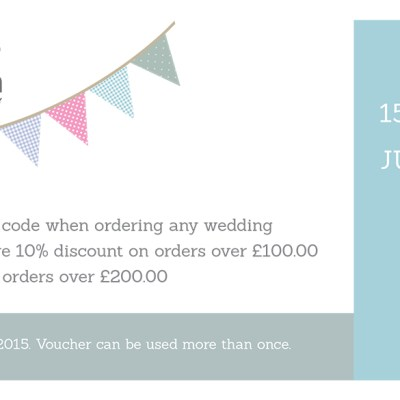 Wedding Stationery Special Offer