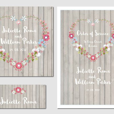 New Wedding Stationery Collection – Amour