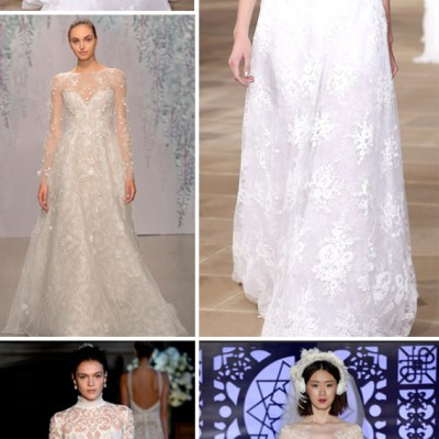 Beautiful Wedding Dresses for 2016