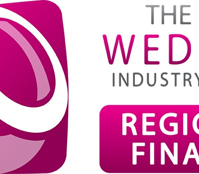 Regional Finalist in the 'The 2016 Wedding Industry Awards'