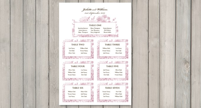 Botanical Garden White Wedding Stationery
