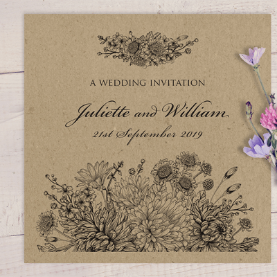 Wedding Stationery and Wedding Invitations