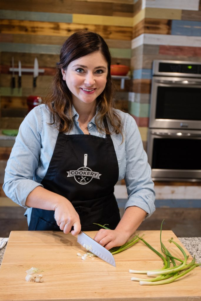 The Cookery owner Kelly Huddleston