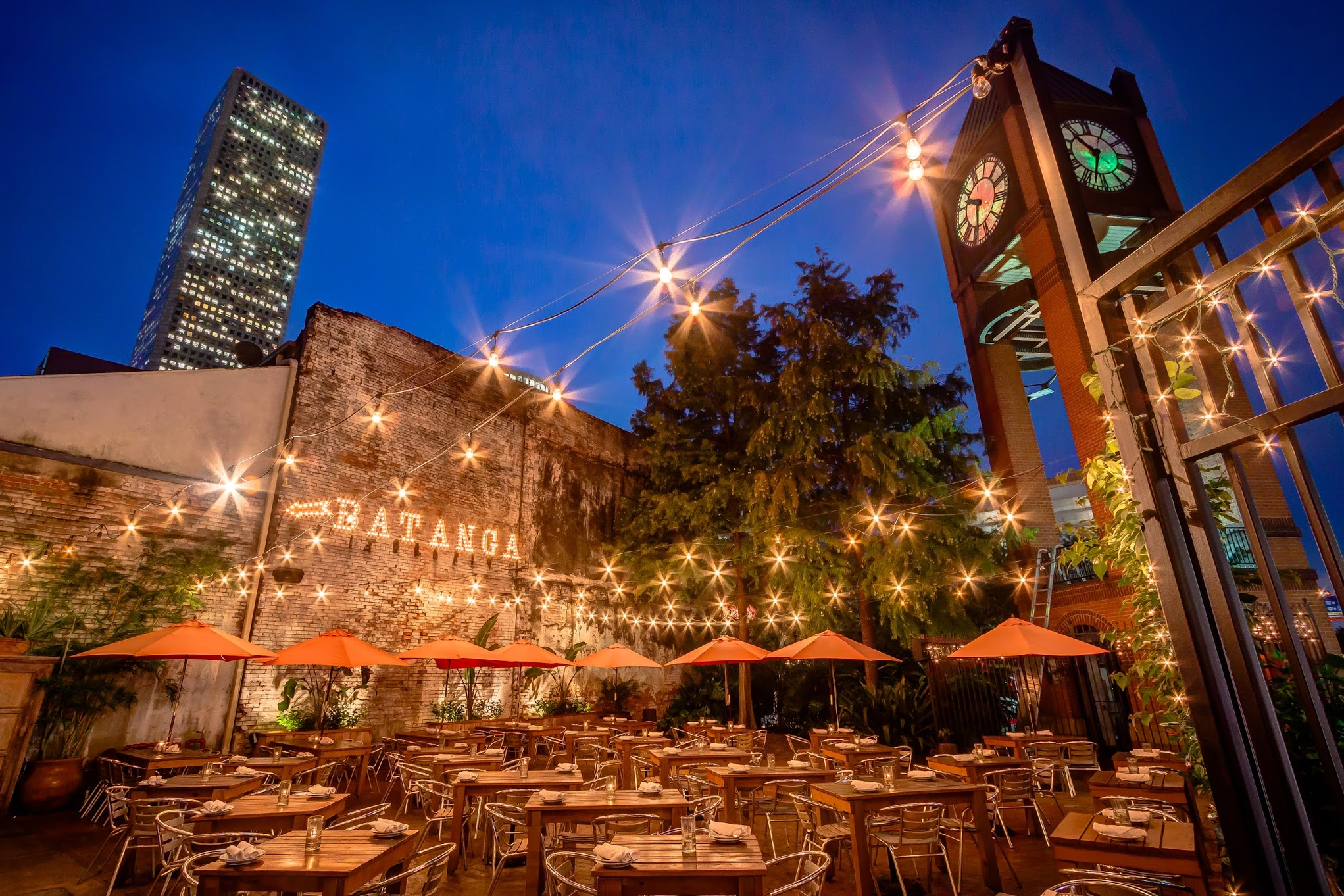 best patio restaurants and bars