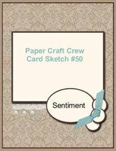 Classic Card Sketch