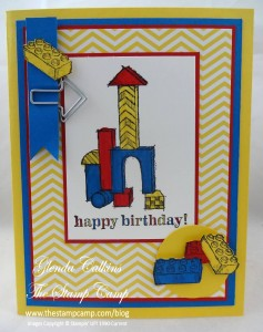 Paper Craft Crew Card Sketch #103 Design Team submission by Glenda Calkins