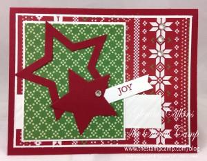 Paper Craft Crew Card Sketch #105 design team submission by Glenda Calkins