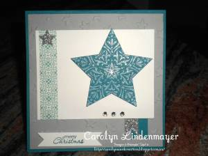 Paper Craft Crew Card Sketch #118 design team submission by Carolyn Lindenmayer