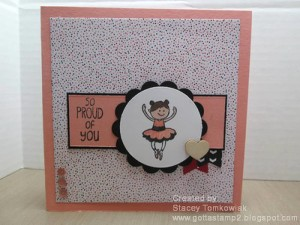 Paper Craft Crew Card Sketch #127 design team submission by Stacey Tomkowiak