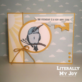 Featured Artisan for the Paper Craft Crew Card sketch 130. #stampinup #papercraftcrew