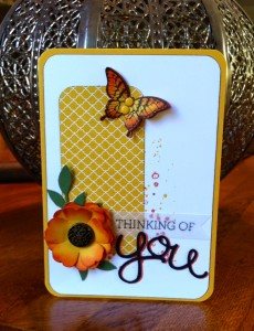 Featured Artisan for Paper Craft Crew Card Sketch 133