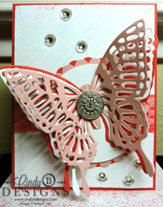 Paper Craft Crew Card Sketch #146 design team submission by Cindy Coutts. #stampinup #cindycoutts