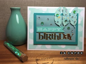 Paper Craft Crew Card Sketch #146 design team submission by Justin Krieger. #justinkrieger #papercraftcrew #stampinup