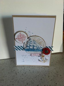 Featured Artisan for Paper Craft Crew Card Sketch 146