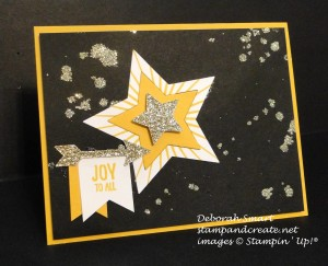 Paper Craft Crew Card Sketch #159 design team submission by Deb Smart. #stampinup #papercraftcrew #deborahsmart
