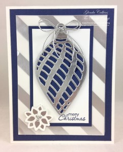 Paper Craft Crew Card Sketch #158 design team submission by Glenda Calkins. #stampinup #papercrafts #glendacalkins
