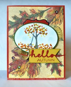 Paper Craft Crew Card Sketch #161 design team submission by Heidi Weaver. #stampinup #papercraftcrew #heidiweaver