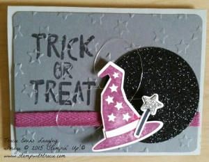 Paper Craft Crew Card Sketch #168 design team submission by Tracie Langley. #stampinup #tracielangley