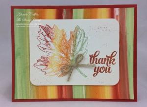 Paper Craft Crew Card Sketch #167 design team submission by Glenda Calkins. #stampinup #papercrafts #glendacalkins