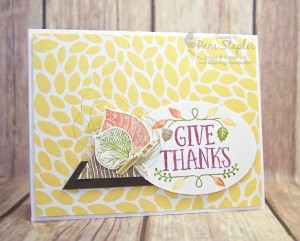 Paper Craft Crew Challenge design team submission by Pam Staples. #stampinup #papercrafts #pamstaples #sunnygirlscraps