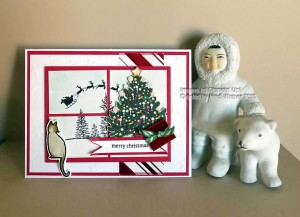 Paper Craft Crew Challenge design team submission by Heidi Weaver. #stampinup #papercraftcrew #heidiweaver
