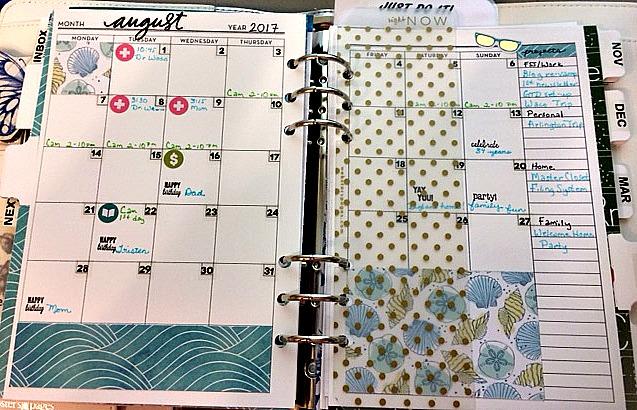 augustplanner