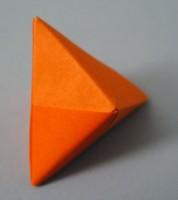 3 Sonobe Modules - Toshie Takahama's Jewel