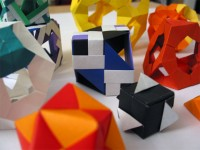 Modular origami - a wide selection