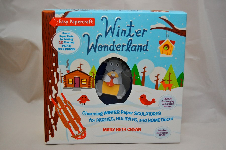 WInter Wonderland box
