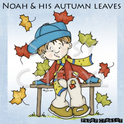 Noah's Autumn Leaves