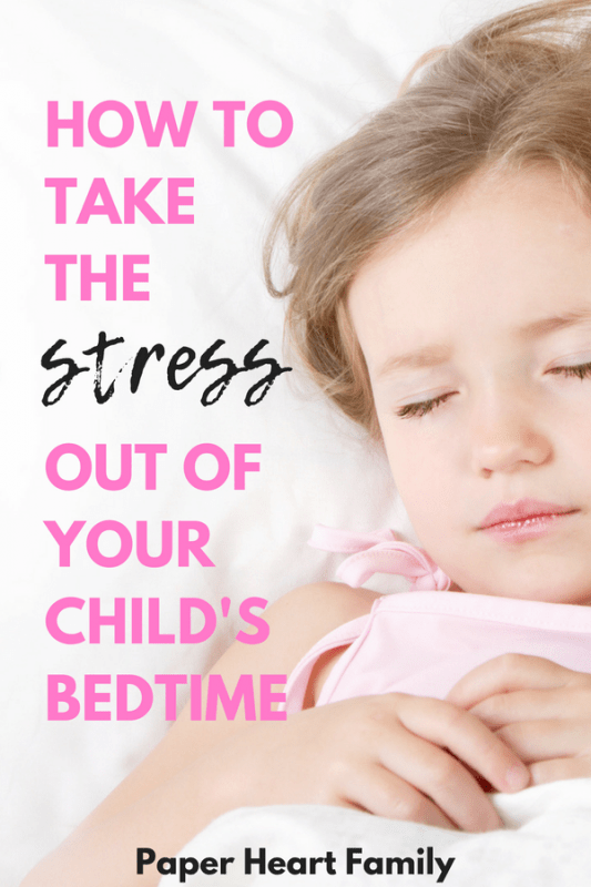 How to create the perfect nighttime routine for your child, one that both of you will love!