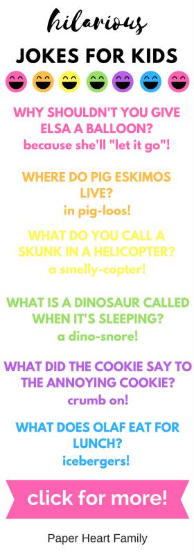 Joke Day 12 Year Olds