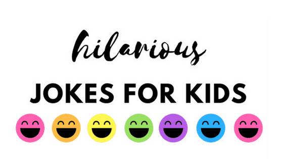 Funny Jokes 5 Year Olds