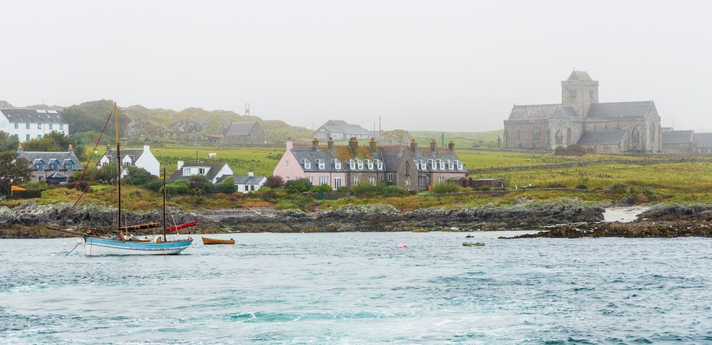 Scotland's Inner Hebrides are a chain of islands near Scotland's mainland. They include the Isles of Skye, Islay, and Mull. Well known attractions on the ...