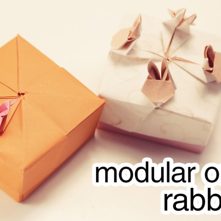 Easy Peasy Shallow Origami Box Tutorial via @paper_kawaii